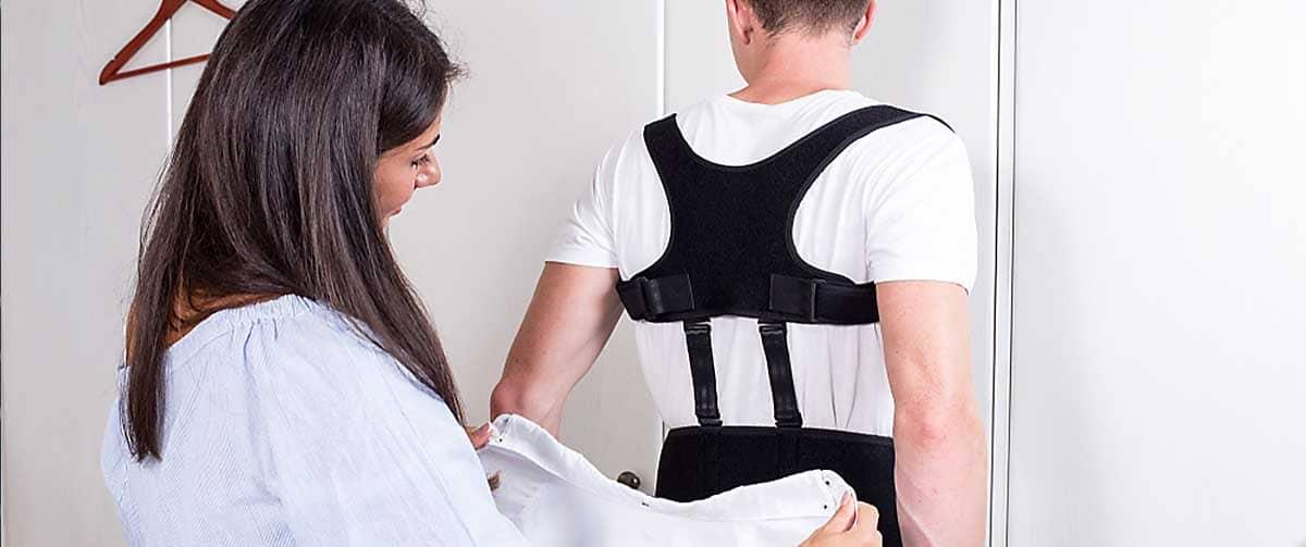 Comment porter un redresse dos ?
