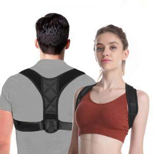 Orthèse dorsale pour homme et femme