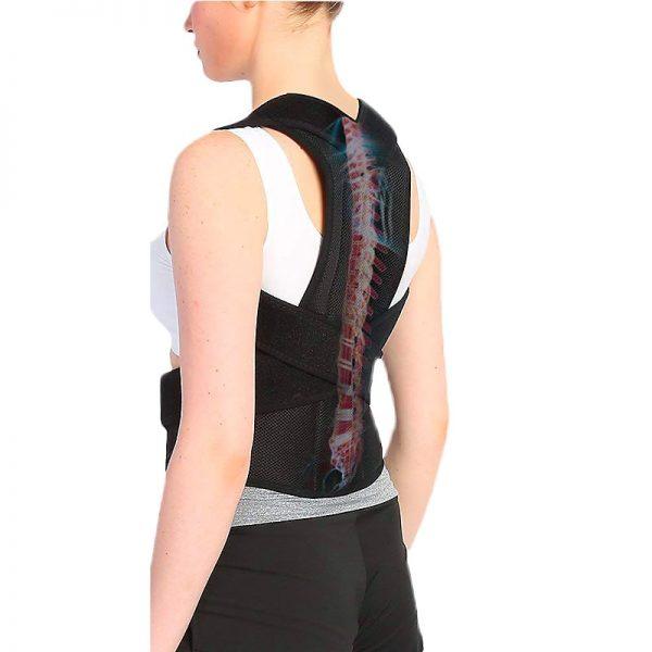 Redresseur de dos pour soulager les douleurs au dos