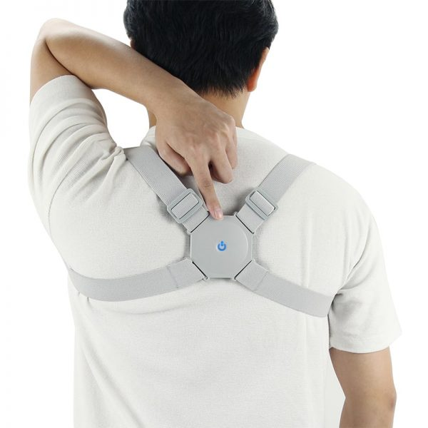 Redresseur de posture intelligent par vibration