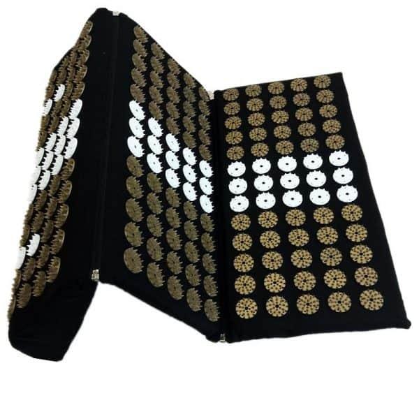 tapis acupression reglable zip