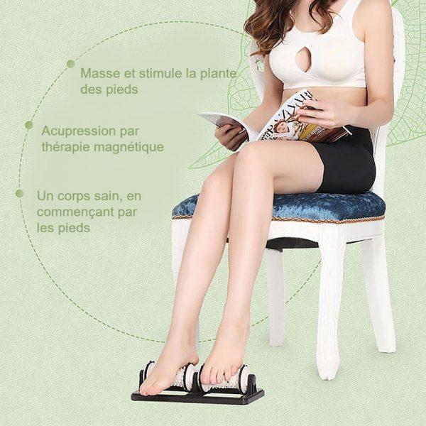 bienfaits appareil massage pied