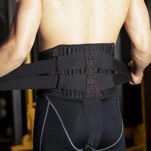 Ceinture lombaire pour la musculation et le fitness