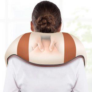 masseur cervical shiatsu douleurs cervicales