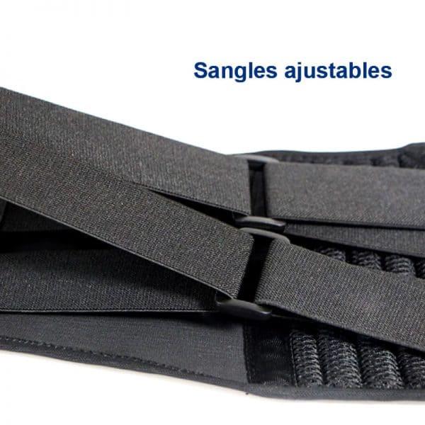 sangles ceinture lombaire sport