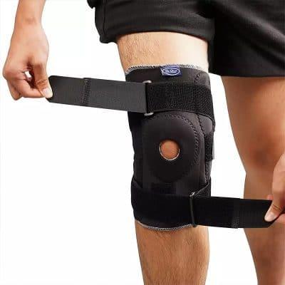Attelle pour genoux (rotulienne et ligamentaire)
