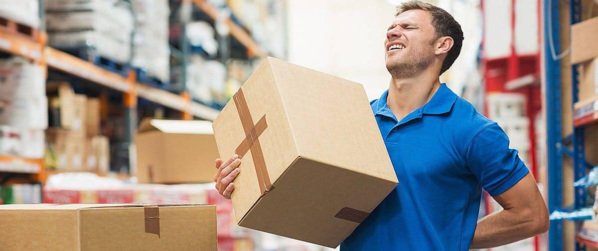Comment éviter les maux de dos au travail ?