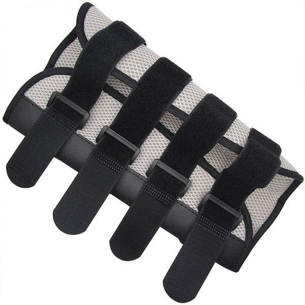 Attelle bras avec fixation brachiale