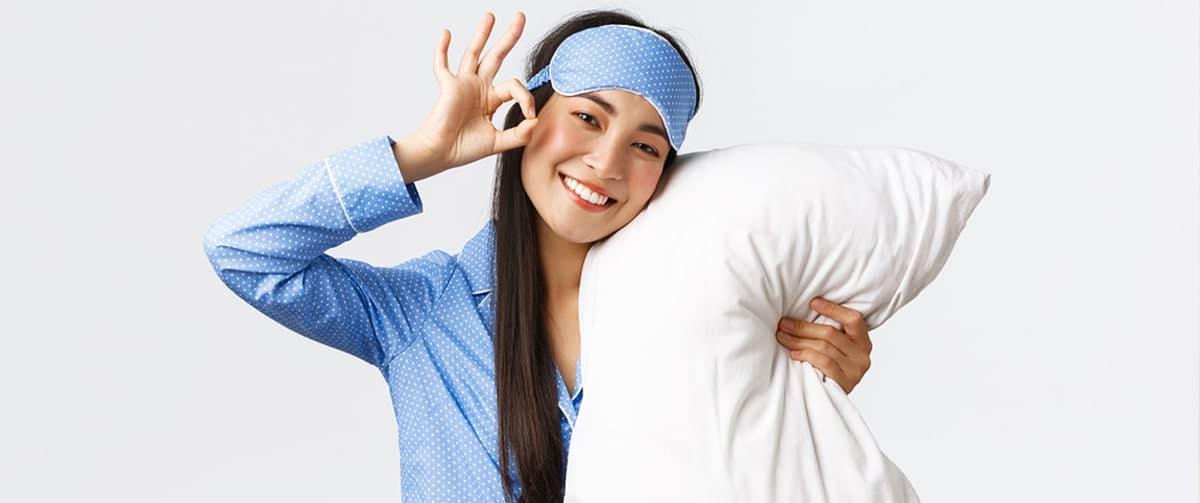 Positions de sommeil pour les douleurs au dos et au cou