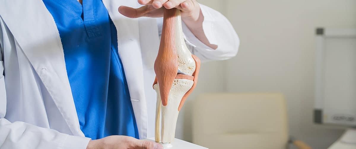 Principales maladies et pathologies de l'articulation du genou