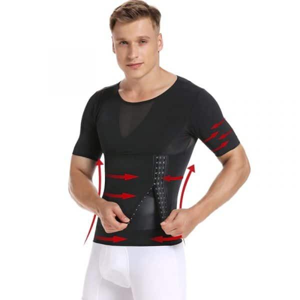 Tee shirt mal de dos