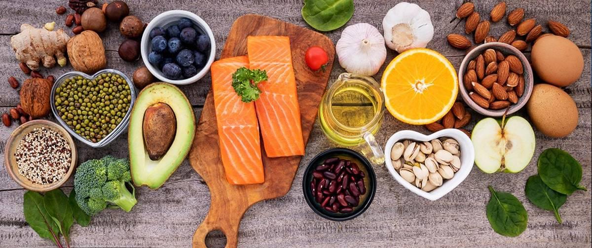 Aliments sains pour les articulations
