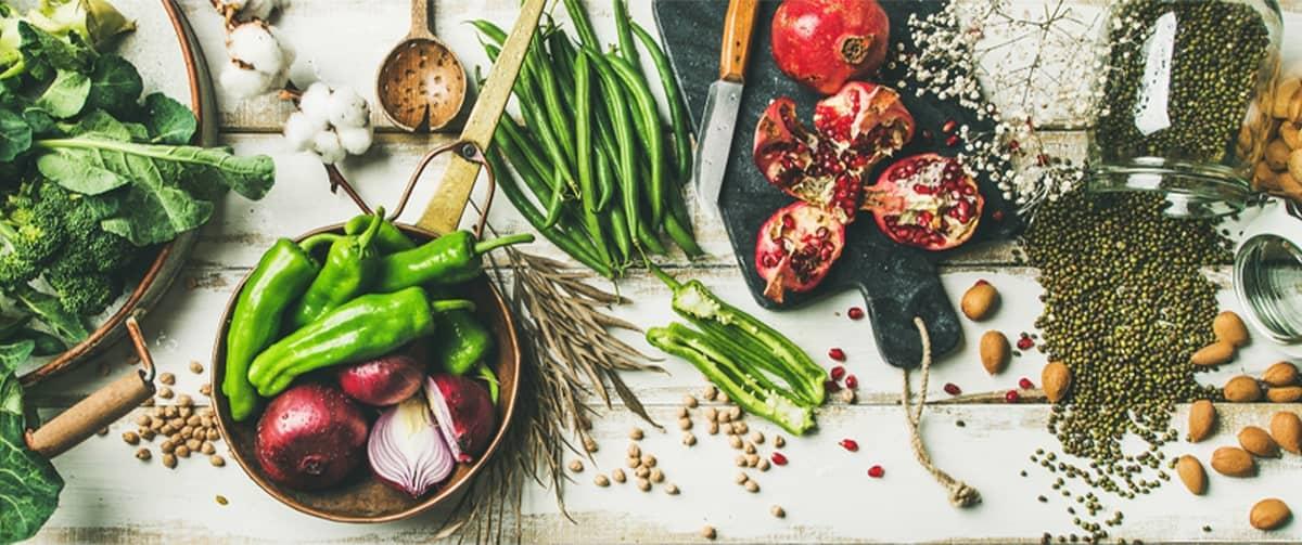 légumes bon pour la santé et particulièrement pour renforcer les articulations