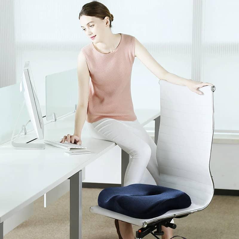 Coussin ergonomique pour le bureau 1