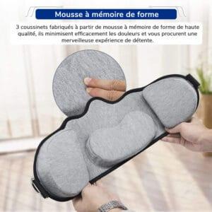 Hamac cervical ultra confortable avec mousse à mémoire de forme