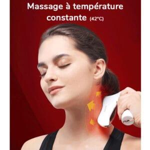 Massage a temperature constante